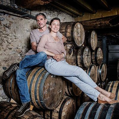 Anne-Hélène et Eric