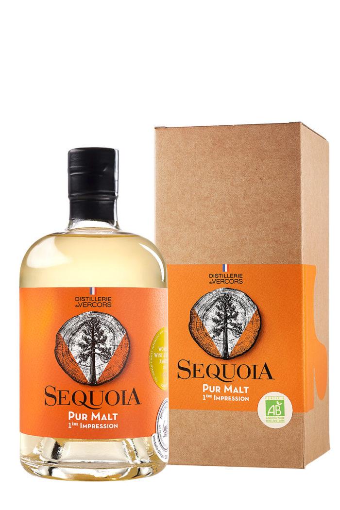 Achat Séquoia pur malt bio de la Distillerie du Vercors