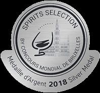 Sequoia du Vercors medaille d'argent 2018