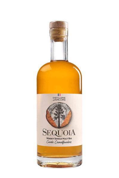 Sequoia édition crowdfunders whisky bio français