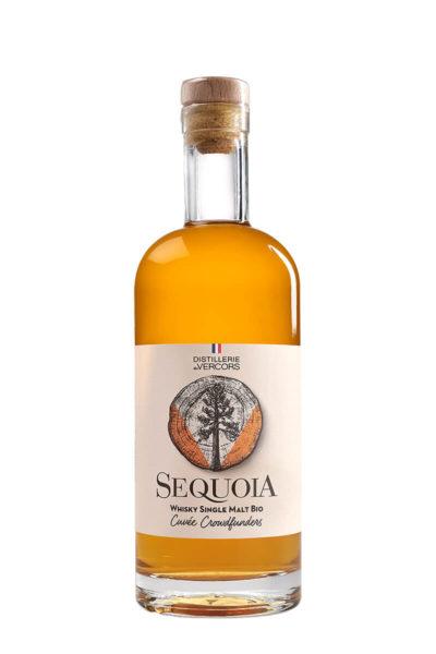 Sequoia édition crowdfunders whisky bio français