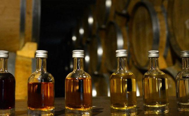 Les nuances de couleur du Whisky Séquoia, par Angela Bolis