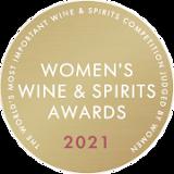 Médaille d'Or au Women's Wine & Spirits Awards 2021